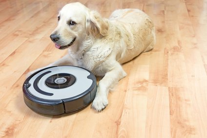 el mejor robot aspirador para mascotas